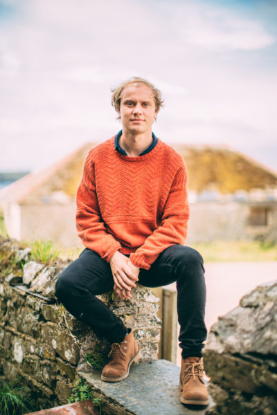 Alistair Frost, founder of Pentire. Pentire