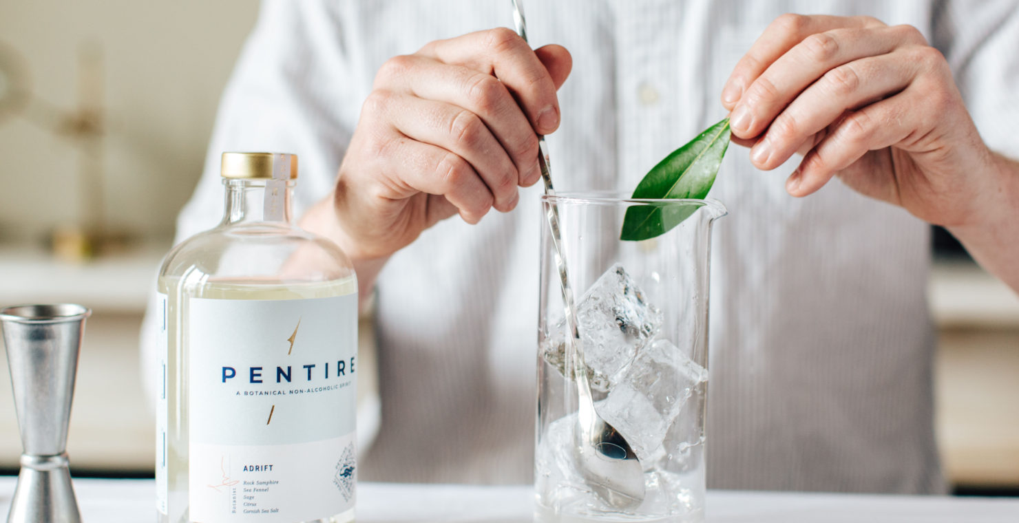 New non-alcoholic spirit uses Cornish botanicals to inspire the adventures of tomorrow