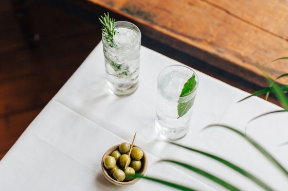 Pentire and tonic serve. Pentire;Jack Beavan and Ben Pryor