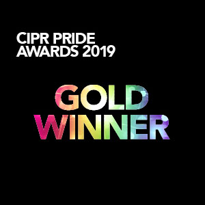 CIPR PRide Awards – Gold, Travel Leisure or Tourism Campaign