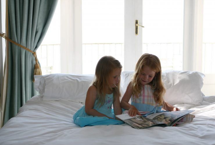Family friendly breaks at The Headland Hotel The Headland Hotel