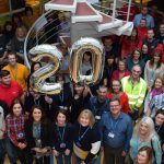 Ocean Housing celebrated its 20th birthday on 7 February 2020.