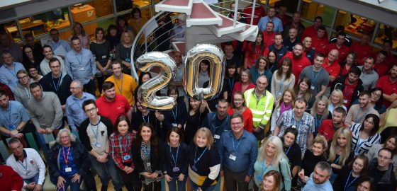 Ocean Housing celebrated its 20th birthday on 7 February 2020. Ocean Housing Group