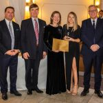 Jodie Apps wins Employee of the Year award
