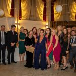 The Spa team pick up Department of the Year award