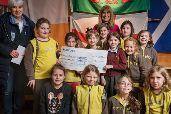 Padstow Brownies benefit from Padtsow Christmas Festival Padstow Christmas Festival