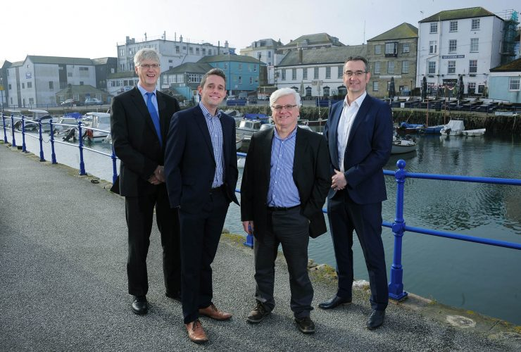 RTP Surveyors company directors in Falmouth